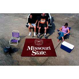 "Missouri State Tailgater Rug 60"" x 72"""