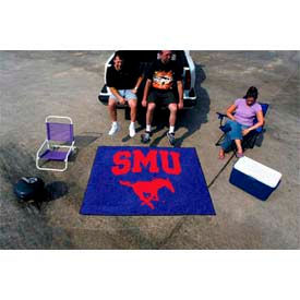 """Southern Methodist Tailgater Rug 60"""" x 72"""""""