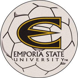 Fan Mats Emporia State University Soccer Ball - 460