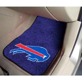 "NFL - Buffalo Bills - 2 Piece Carpeted Car Mat Set 17""W x 27""L - 5682"