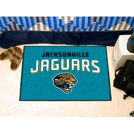 """Jacksonville Jaguars Jaguar Starter Rug 20"""" x 30"""""""