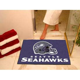 "Seattle Seahawks All-Star Rug 34"" x 45"""