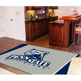 "Penn State Rug 4 x 6 46"" x 72"""