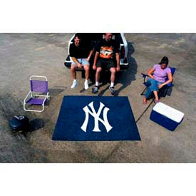 "New York Yankees Tailgater Rug 60"" x 72"""