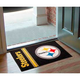 "Pittsburgh Steelers Starter Rug 20"" x 30"""