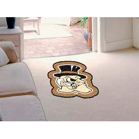 Wake Forest Mascot Mat