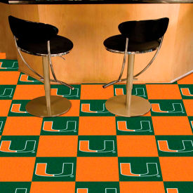 """Miami Carpet Tiles 18"""" x 18"""" Tiles"""