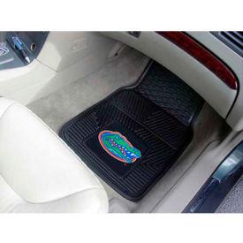 """University of Florida - Heavy Duty Vinyl 2 Piece Car Mat Set 17""""W x 27""""L - 8745"""