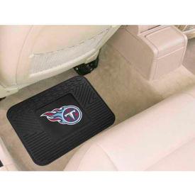 """NFL - Tennessee Titans - Heavy Duty Vinyl Utility Mat 14"""" x 17"""" - 9983"""