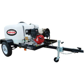 SIMPSON® 95001 Stage 1 Pressure Washer Trailer System - 3800 PSI @ 3.5 GPM