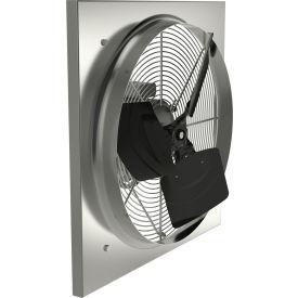 20 Medium Duty Fantech 2VLD20B1 Axial Wall Fan 1 Ph TEFC Speed Controllable 20 1//4 hp 115V