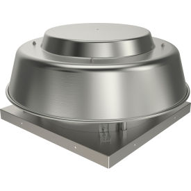 "Fantech 16"" Direct Drive Axial Roof Vent 5ADE16EA, 3/4 HP, 115V, 1 PH, 2767 CFM, ODP"