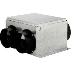Fantech Multi-Port Ventilation CVS300A, 4 Points, 355 CFM