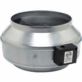 """12"""" In-Line Duct Fan With Metal Housing 940 CFM"""