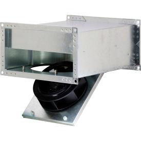 """Fantech Inline Rectangular 16x8"""" Duct Fan FRD 16-8, 115V, 560 CFM"""