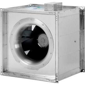 "Fantech 20"" Square Inline Mixed Flow Duct Fan FSD 20, 115V, 3225 CFM"