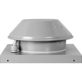 "Fantech 4 or 5"" Roof Mount (Curb) Centrifugal Direct Drive Ventilator REC 54, 115V, 1 PH, 117 CFM"