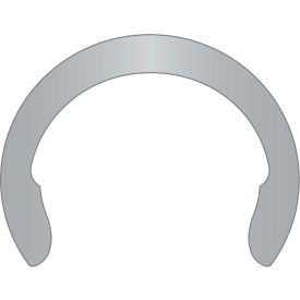 """3/4"""" External Crescent Ring - Stamped - 15-7/17-7 Stainless Steel - USA - Pkg of 35"""
