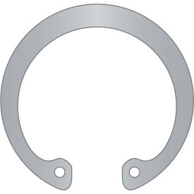 25mm Internal Housing Ring - Stamped - 15-7/17-7 Stainless Steel - DIN 472 - Pkg of 20