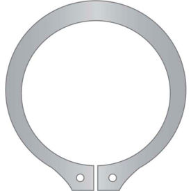55mm External Snap Ring - Standard Duty - Stamped - 15-7/17-7 Stainless Steel - DIN 471 - Pkg of 3