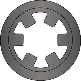 3mm Reinforced External Push-On Ring - Stamped - Spring Steel - USA - Pkg of 1325