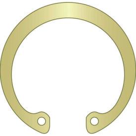 "1-1/8"" Internal Housing Ring - Stamped - Spring Steel - Zinc Yellow - USA - Pkg of 200"