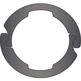"1-9/16"" External Interlocking Ring - Stamped - Spring Steel - USA - Pkg of 25"