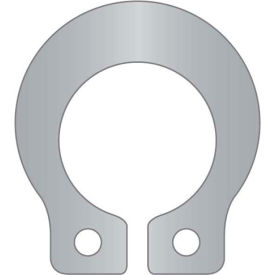 "1/2"" Grooveless External Snap Ring - Standard Duty - Stamped - 15-7/17-7 Stainless Steel - Pkg of 18"