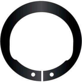 "1-3/8"" Inverted External Snap Ring - Standard Duty - Stamped - Spring Steel - USA - Pkg of 90"