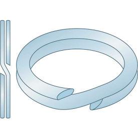 "Split Ring - 2.240"" O.D. x 2.016"" I.D. x .112"" Thick - Spring Steel - Nickel - USA - Pkg of 20"