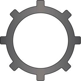 "5/16"" Internal Push-On Ring - Stamped - Spring Steel - USA - Pkg of 1170"