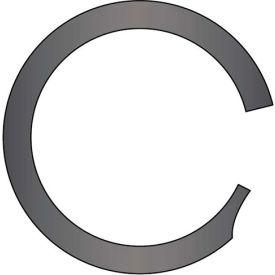 "6"" Internal Spiral Ring - Light Duty - Spring Steel - USA - Pkg of 5"