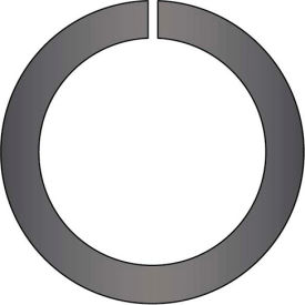 """3/16"""" External Round Ring - Closed - Spring Steel - USA - Pkg of 470"""
