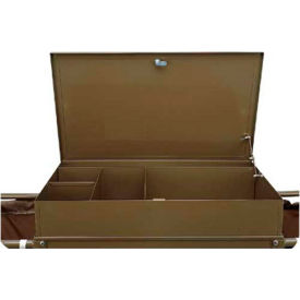 Forbes 5 Compartment Lidded Top Tray Organizer - 2356-D