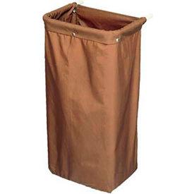 Forbes Heavy Duty Nylon Long Bag, Taupe - 34-T - Pkg Qty 6