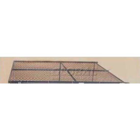 Wov-N-Wire™ Wire Mesh Pre-Designed, Room Kit Roof System, 20'W X 20'D