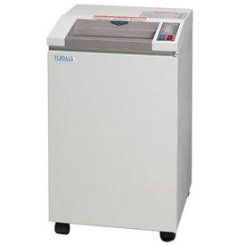 Formax® Office Shredder - Strip-Cut, 22 Sheet Capacity