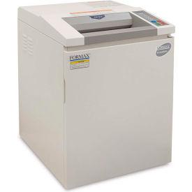 Formax® High Security Cross-Cut Deskside Paper Shredder - 8 Sheet Capacity - Level 6