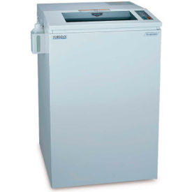Formax® High Security Cross-Cut Paper Shredder with Auto Oiling System