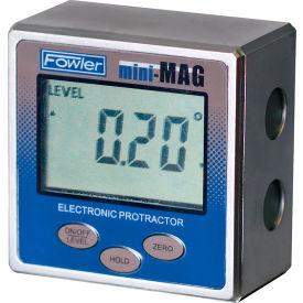 Fowler 54-422-450-1 Mini-Mag Protractor