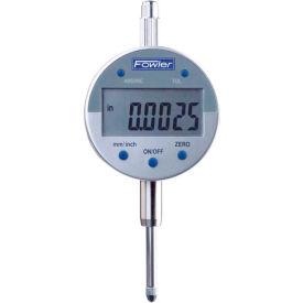 "Fowler 54-520-255 Indi-X Blue Series 0-.5"" / 12.5MM Electronic Indicator W/ Lug Back"