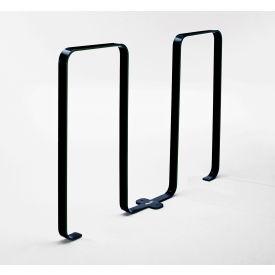 Linguini 5 Bike Capacity Steel Bike Rack, Black