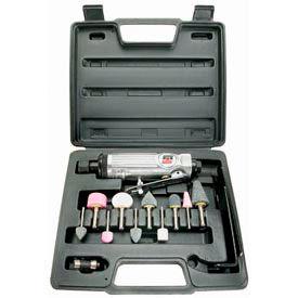 Universal Tool UT2720K, Die Grinder Kit, 25000 RPM, Rear Exhaust, 0.4 HP