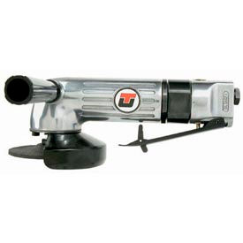 """Universal Tool UT2740-1, 4"""" Angle Grinder, 12000 RPM, Front Exhaust, 0.75 HP"""