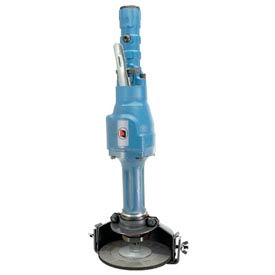 "Universal Tool UT300H-60-8, 3 HP 8"" Horizontal Grinder, 6000 RPM, Side Exhaust"