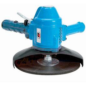 "Universal Tool UT8768-4V-60-9, 4 HP 9"" Vertical Grinder, 6000 RPM, Side Exhaust"
