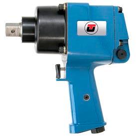 "Universal Tool UT7520C-1, 1"" Impact, 5000 RPM, Handle Exhaust, Through Hole"