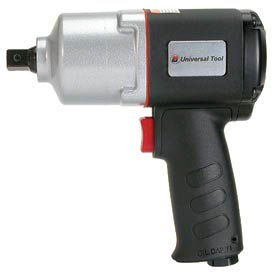 """Universal Tool UT8160R, 1/2"""" Impact, 9000 RPM, Handle Exhaust, Friction Ring"""