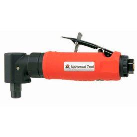 Universal Tool UT8729-18, Angle Die Grinder, 18000 RPM, Rear Exhaust, 0.9 HP