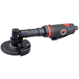"""Universal Tool UT8748-4, 4"""" Angle Grinder, 13500 RPM, Rear Exhaust, 1 HP"""